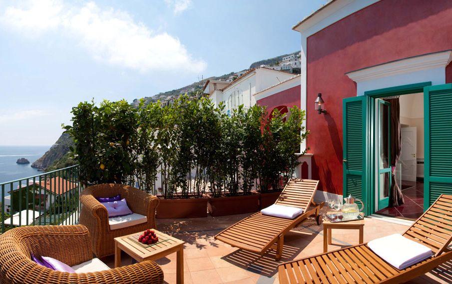 Villa Pompea - Luxury villa in Amalfy Coast, Italy | Marbella ...
