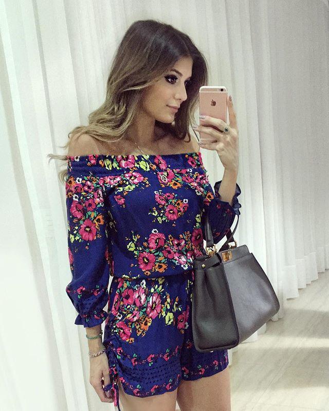 WEBSTA   arianecanovas - Macaquinho  missmaryriopreto Vestido Macacão 84846604e9510