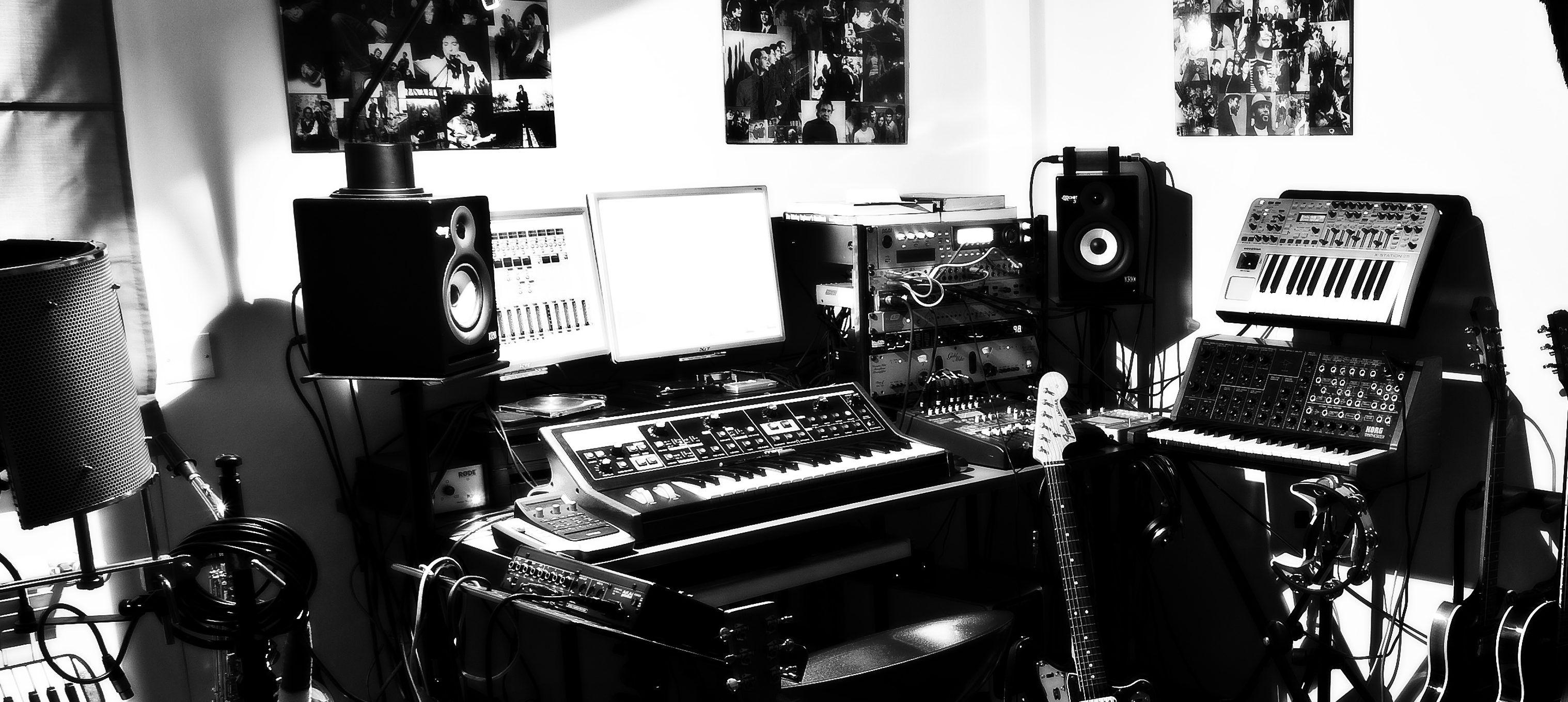 home recording studio setup 2012 | design ideas 2017-2018