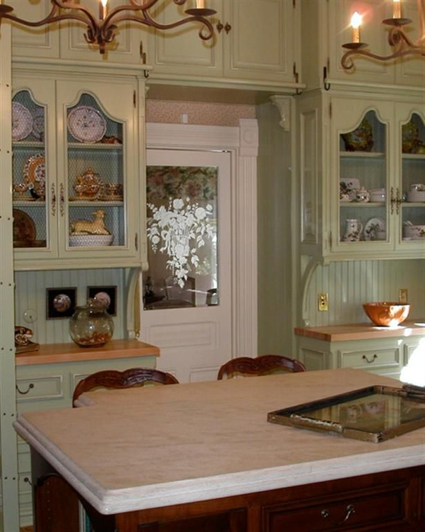 Historic Victorian Kitchen Cabinets An Important Element: Victorian Kitchen, Victorian
