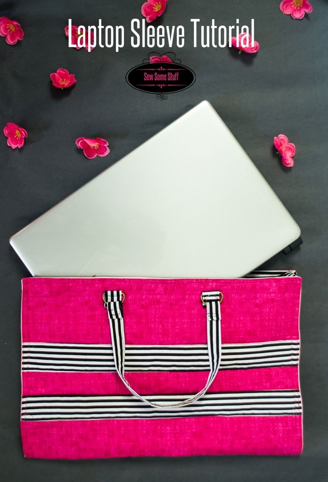 The Ultimate One Stop Guide for How to Sew a Laptop Bag with