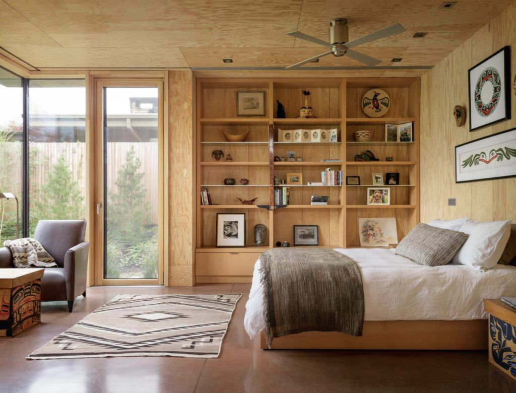 Gallery Of City Cabin Olson Kundig 23 House And Home Magazine Cabin House Design