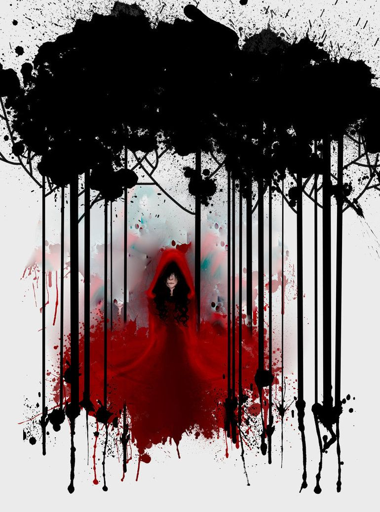 Little Red Riding Hood By Harciczukor On Deviantart Red Riding