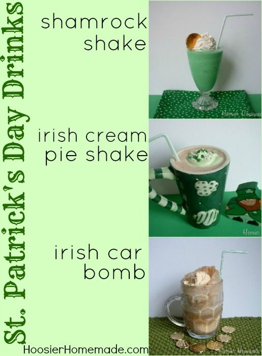St Patricks Day Creampie