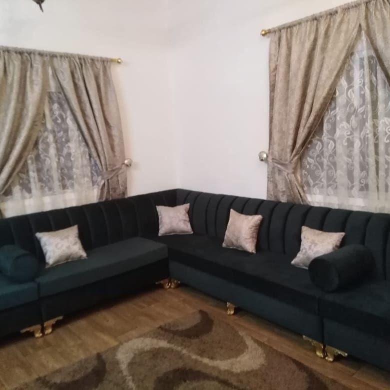 كنب مجالس حريم ورجال Home Decor Sectional Couch Furniture