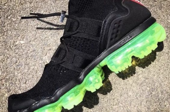 b41053a4db2 Nike Air VaporMax Utility Black Neon Coming Soon The Nike Air VaporMax  Utility is releasing in