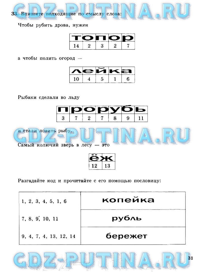 Гдз по русскому класс пичугов pdf