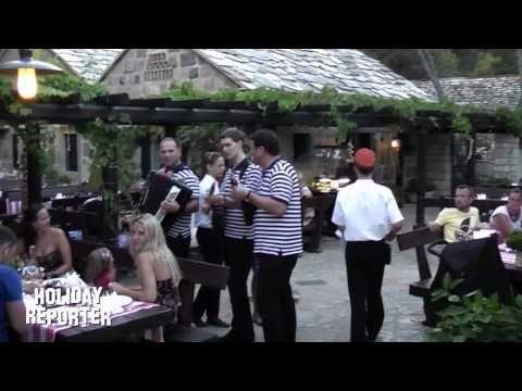 Holiday Reporter berichten vom Solaris Beach Resort Teil 2 Sibenik / Kroatien - YouTube