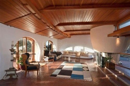 Frank Lloyd Wright S Only Adobe House