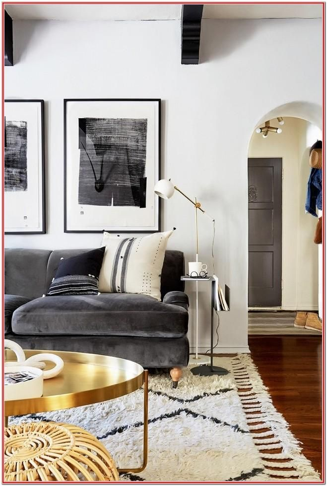 Dark Grey Velvet Sofa Living Room Ideas In 2020 Gold Living Room Black And Gold Living Room Living Room Designs