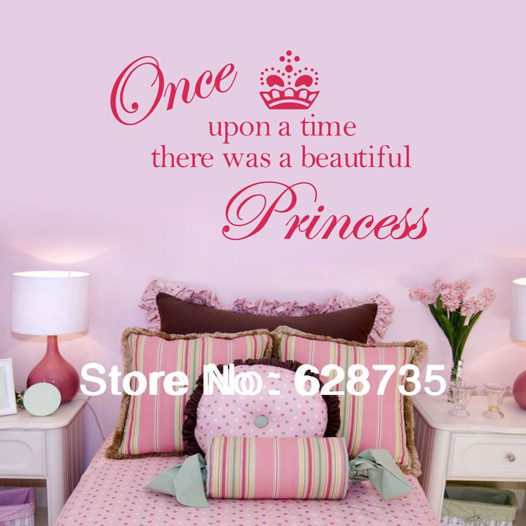 sell on ebay free shipping crown princess vinyl wall decals stickersprincess bedroom decoration for & sell on ebay free shipping crown princess vinyl wall decals stickers ...