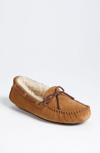 c180f4b43d0a UGG® Australia  Dakota  Slipper (Women) available at  Nordstrom - there is  a waitlist for this.... haha