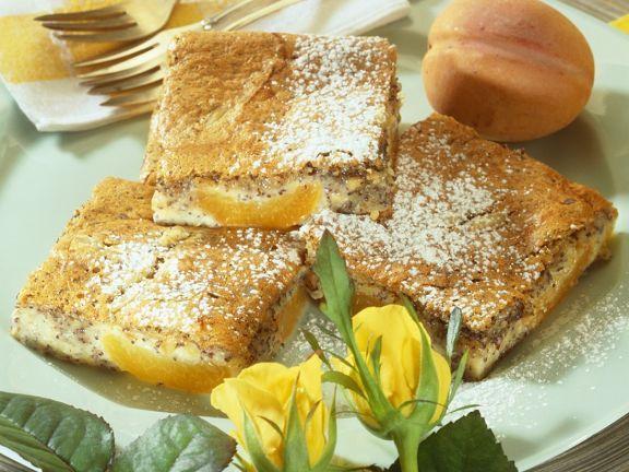 Aprikosenschnitten ist ein Rezept mit frischen Zutaten aus der Kategorie Blechkuchen. Probieren Sie dieses und weitere Rezepte von EAT SMARTER!