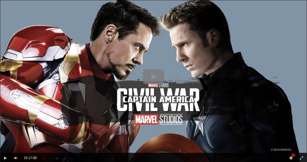 Hd Captain America Civil War 2016 Film Completo In Italiano Di 2020
