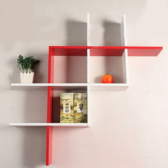 Estante estantes ikea cruz tabique estante de pared decorativos de la pared d - Etagere murale cube ikea ...