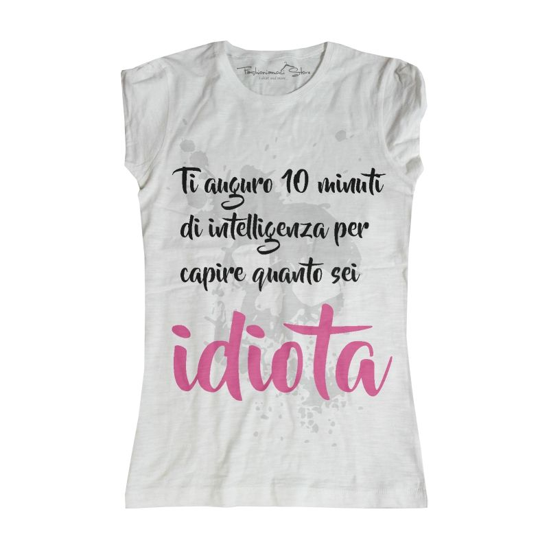 No Donna IronicaCinicaE Maglietta Perfetta Per La Perchè PkXiZOu