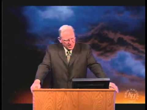 Chuck Missler Revelation Session 16 Ch-10 11 The Two