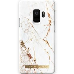 Photo of Fashion Case Galaxy S9 Carrara Gold iDeal of Sweden