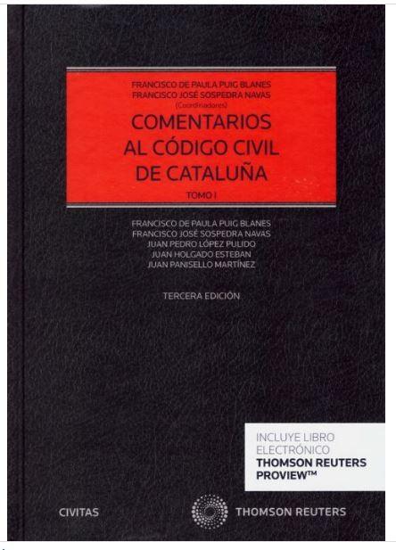 Comentarios Al C U00f3digo Civil De Catalu U00f1a En 2020
