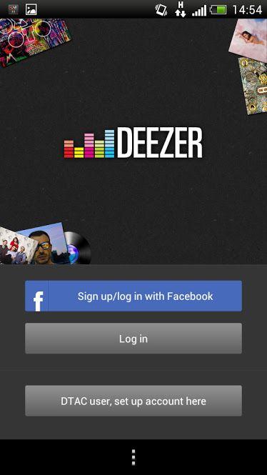 """ลองคลิกเล่น/แตะ/ฟัง """"Deezer"""" เพลงที่ตามไปทุกที่ ดีหรือไม่น้ะ « Bigglive's blog"""