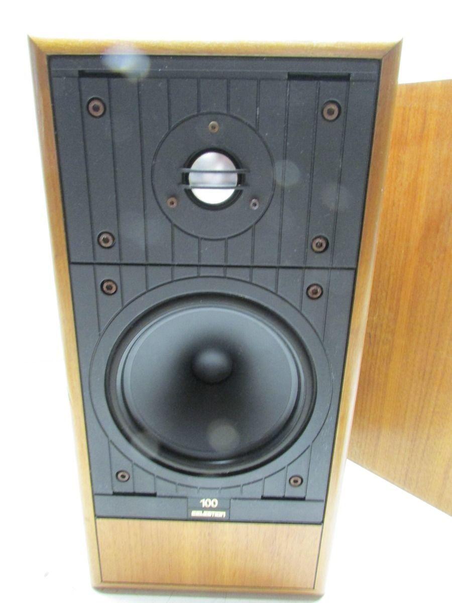 Vintage Celestion 100 Speakers Audiophile Bookshelf