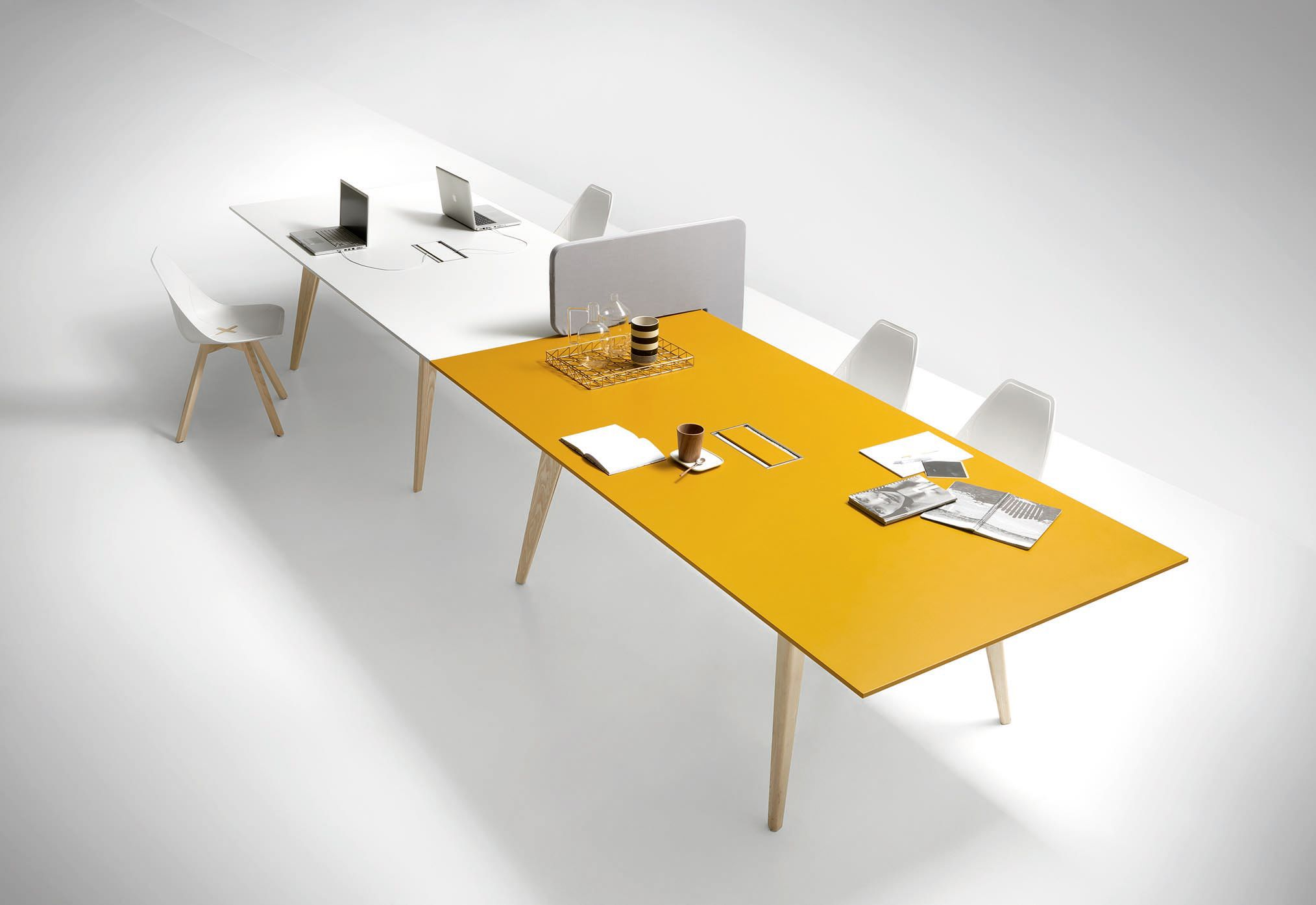 kyo light let the elegance enter in every office by martex italian office furniture martex italian office furniture pinterest - Herman Miller Tischsysteme