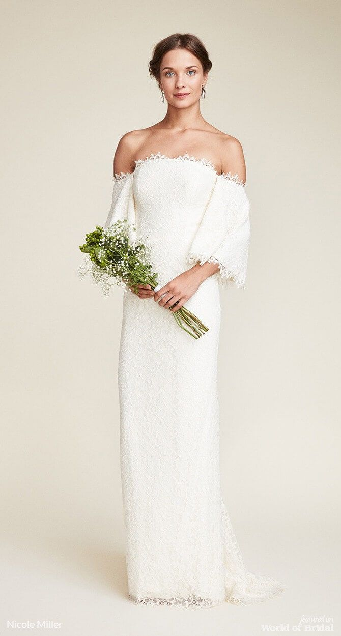 Nicole miller wedding dresses bride to be pinterest