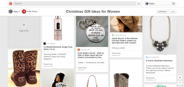Advertising your #business on #pinterest for the #holidays