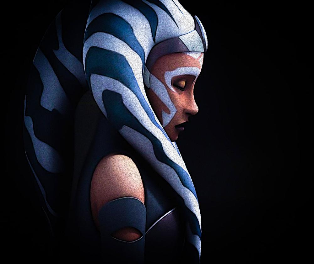 Ahsoka Tano Star Wars Ahsoka Star Wars Clone Wars Star Wars Women