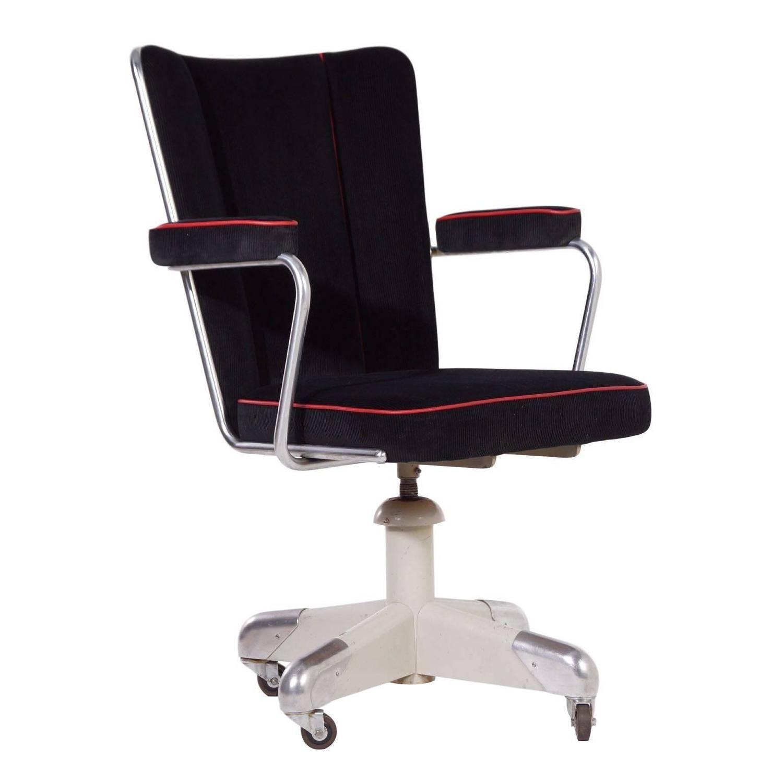 president office chair gispen. 357 PQ President Desk Chair By Ch. Hoffmann For Gispen, Circa 1953 Office Gispen Q