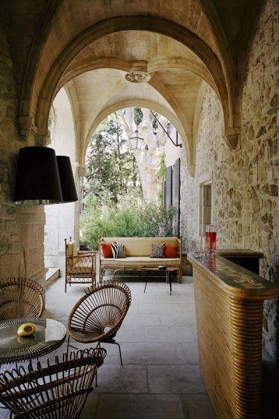 Villa Alyscamps India Mahdavi Best Interior Design Interior Design Projects Hotel Decor