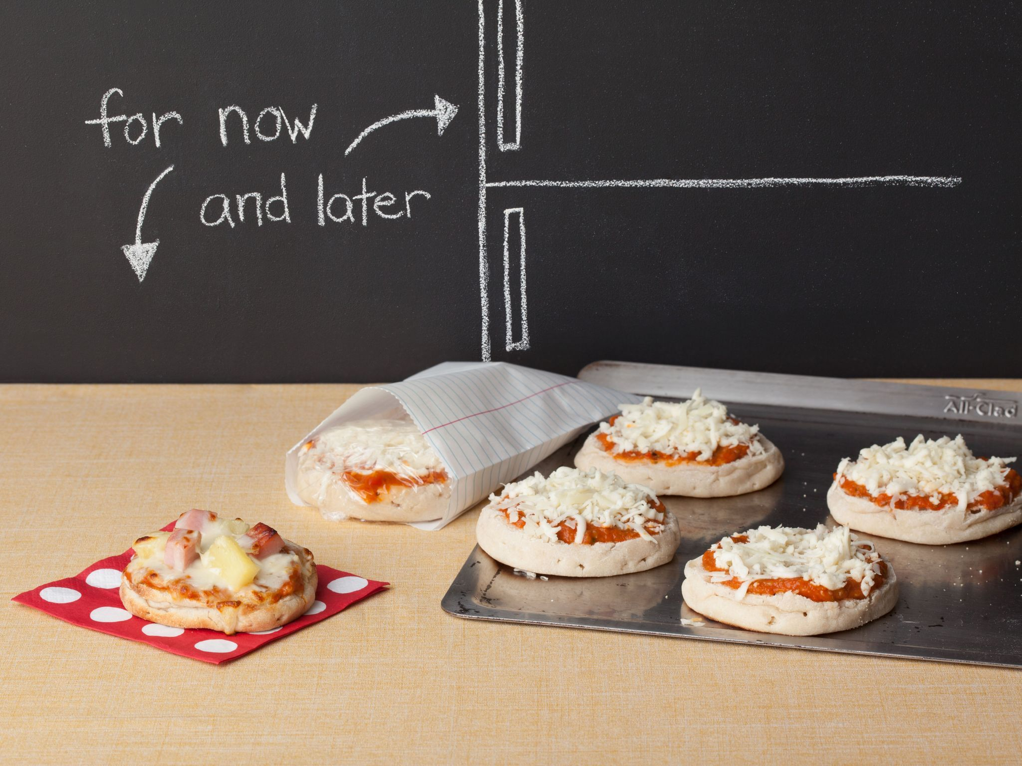 English muffin pizzas recipe food network recipes