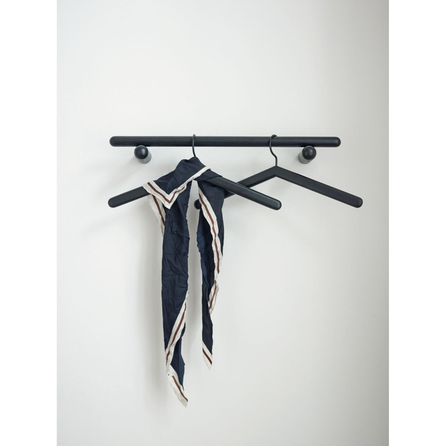 Georg Coat Hanger, Black U2013 Skagerak #interior #design