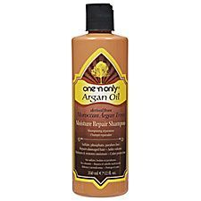 One 'n Only Argan Oil Moisture Repair Shampoo: rated 4.2 out of 5 by MakeupAlley.com members. Read 78 member reviews.