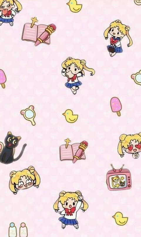 Pin By Yamile Treto On Ariel Sailor Moon Wallpaper Sailor Moon Usagi Sailor Moon Background