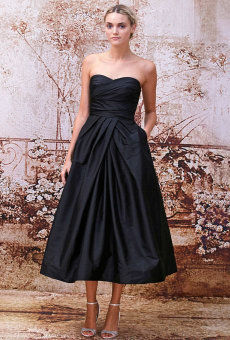 Bow Tie Dresses Ankle Length