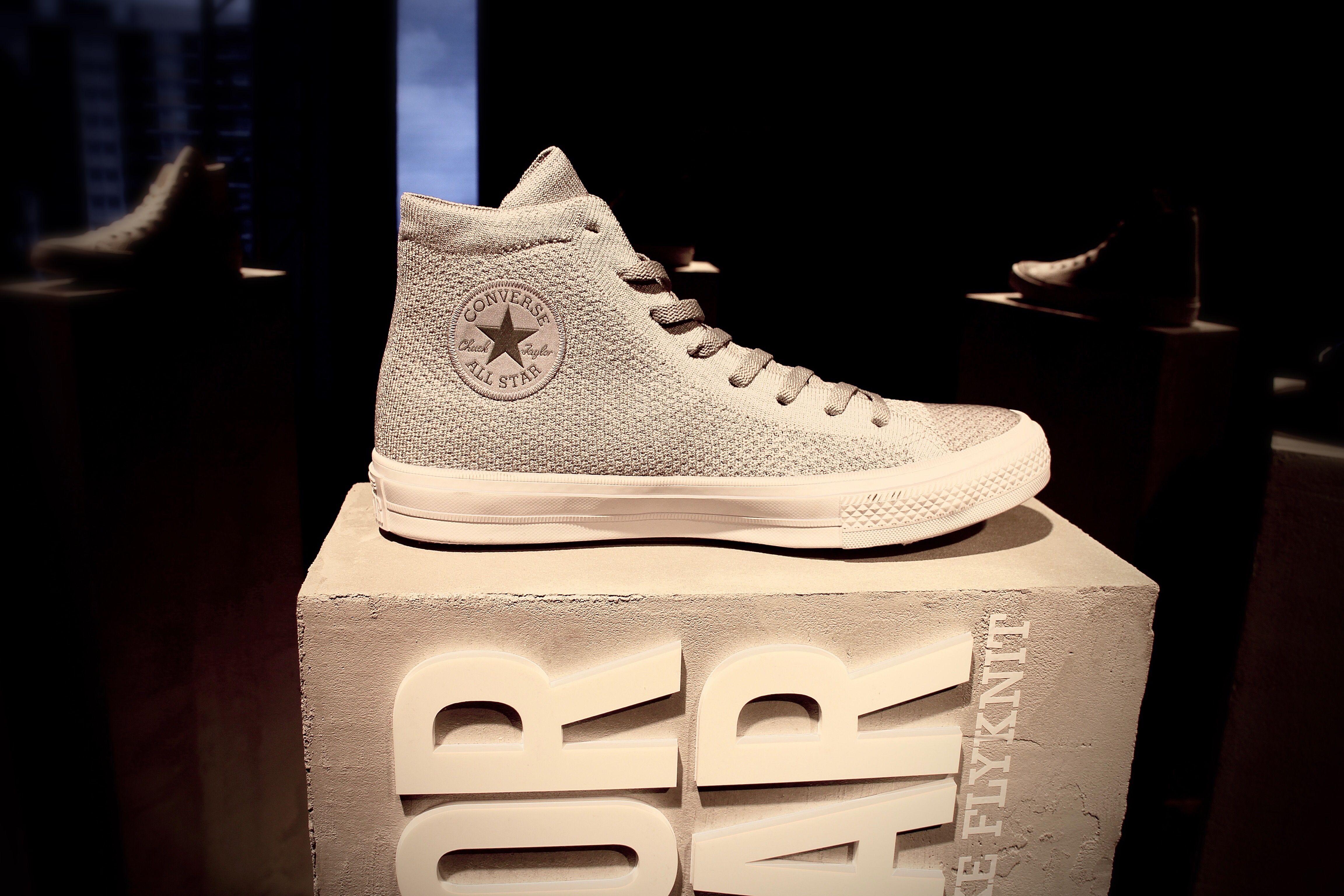 fcf3521afe Converse Chuck Taylor All Star x Nike Flyknit - Launch Recap - EU Kicks   Sneaker Magazine