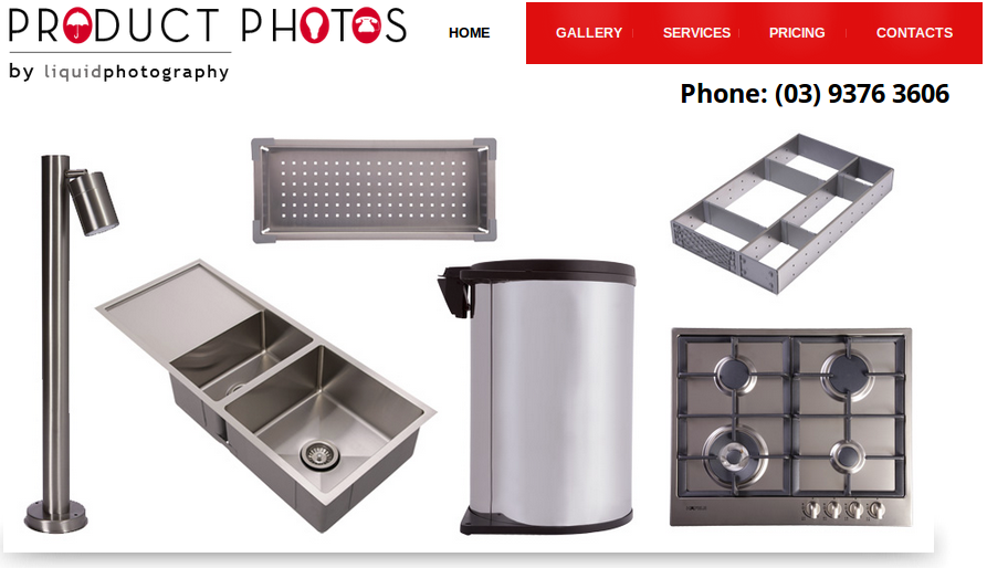 Many organizations in Australia are assigning #ProductPhotographer Melbourne to click imposing photos of their products. We helps in a successful marketing campaign of products by supplying eye-catching photos of products with their qualities and features. For more details go to http://www.productphotos.net.au or call us on (03) 9376 3606