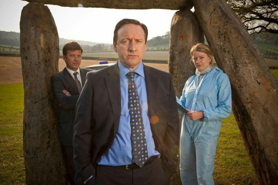Ben Jones, John Barnaby and Kate Wilding! | Midsomer Murders