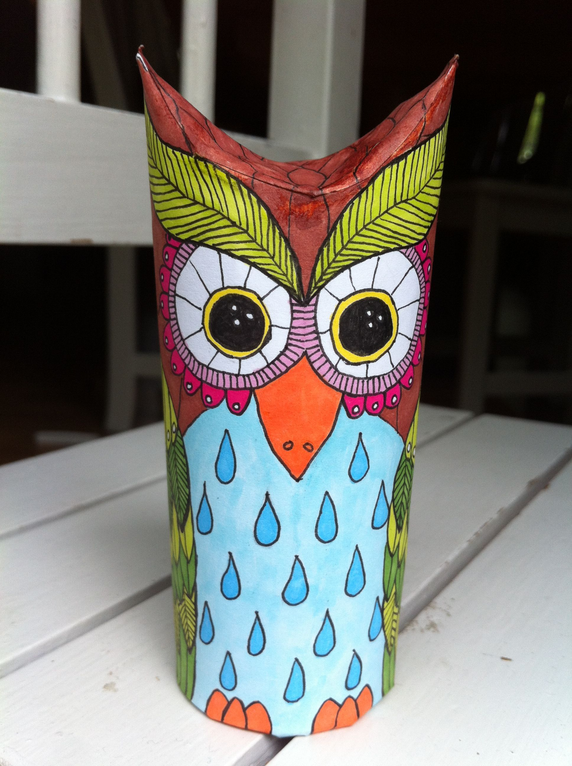 20 diy toilet paper roll crafts for adults and kids cute