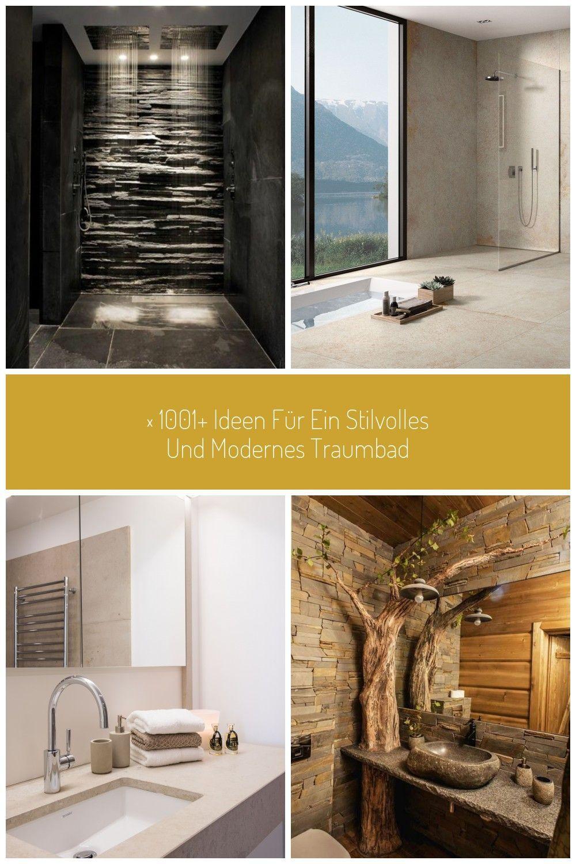 Badezimmer In Grau Mit Naturstein Und Dusche Badezimmer Naturstein 1001 Ideen Fur Ein Stilvolles Und Moder In 2020 Badezimmer Naturstein Badezimmer Grau Badezimmer