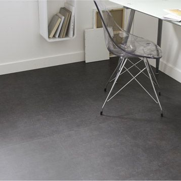 Dalle pvc adh sive caractere urban concrete gerflor for Dalles pvc clipsables gerflor