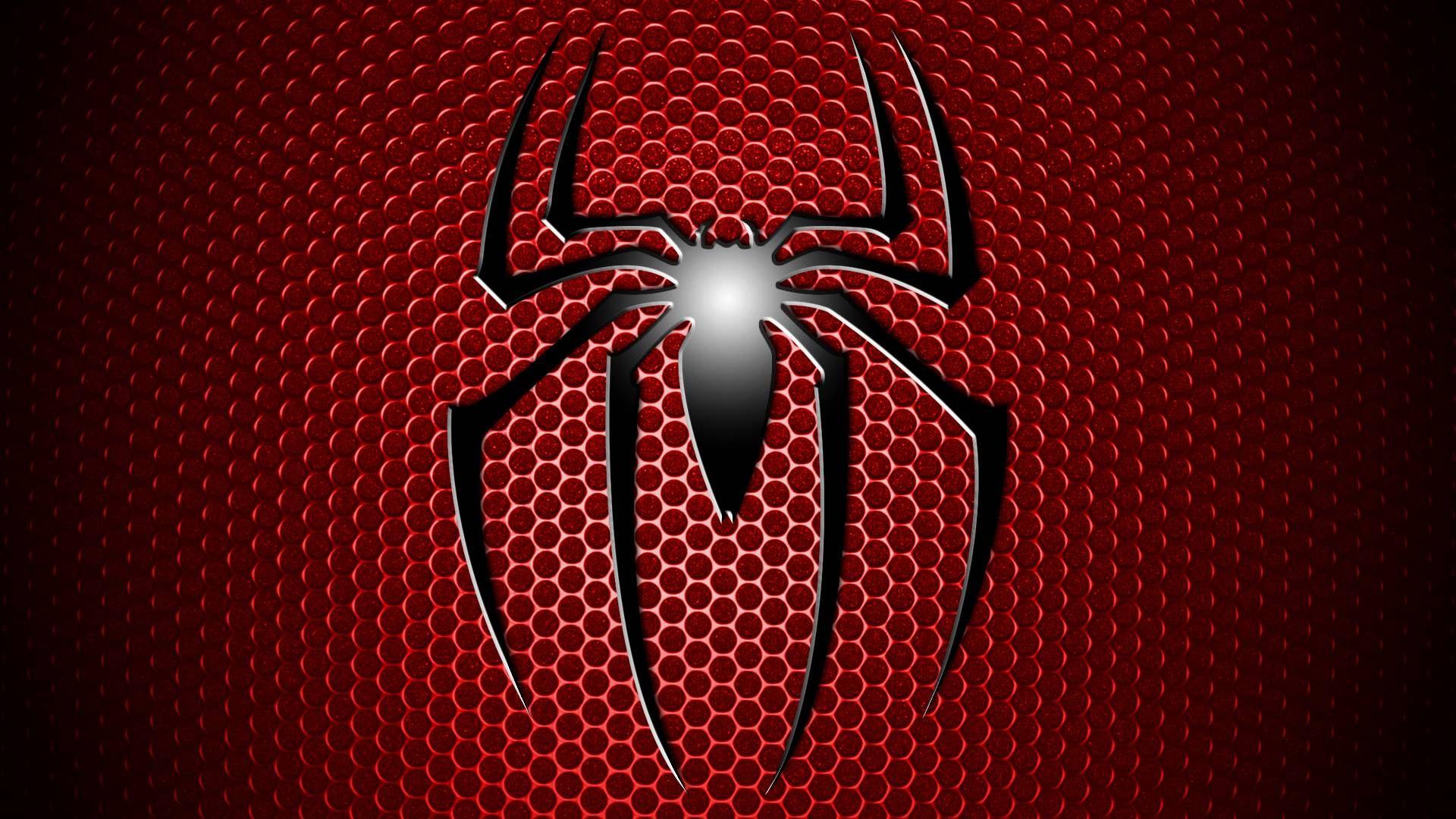 Spiderman Logo Wallpaper Widescreen C5M