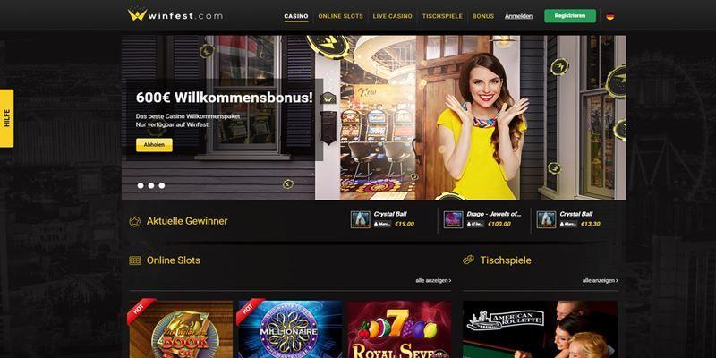 Casino Gewinne Slot