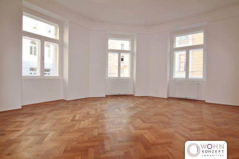 Erstbezug: Stilvolle Altbauwohnung nähe Hundertwasserhaus / Wohnung - Miete / 1030Wien