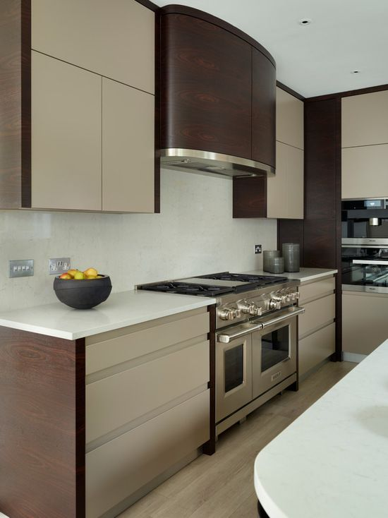 Richmond Indian Rosewood And Painted Modern Kitchen  Kitchen Captivating Kitchen Design Richmond Decorating Inspiration