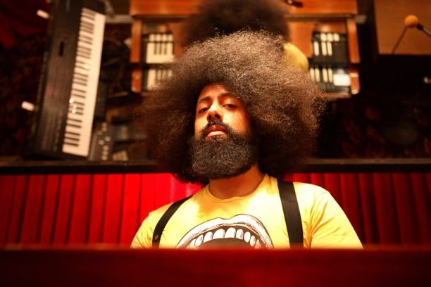 Reggie Watts Friday, February 8th