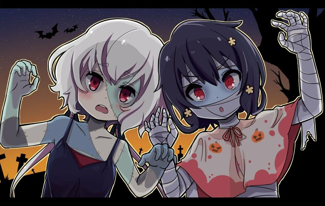 Zombieland Saga Zombie Land Saga Anime Love Illustration