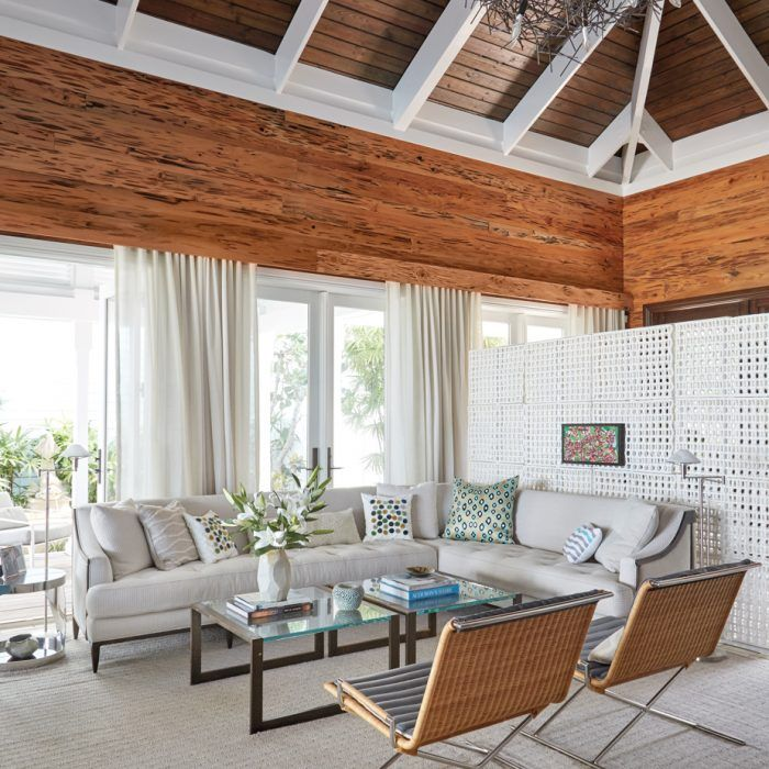 A Sunset Key Vacation Home Receives A Tropical Update