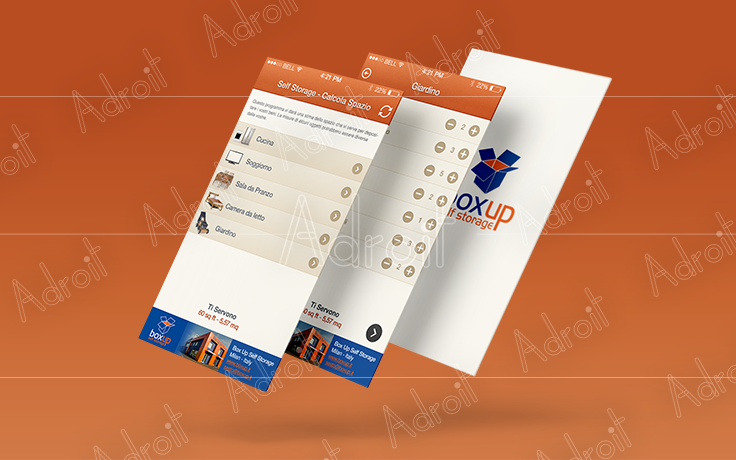Box Up Self Storage Is Specifically Designed For The Mover Businesses In Italy It Calculates
